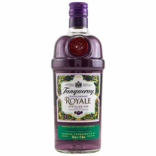 Tanqueray Blackcurrant Royale Distilled Gin 41,3% Vol. 0.70l