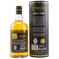 Big Peat 12 Jahre Blended Malt Whisky 46% Vol. 0.70l