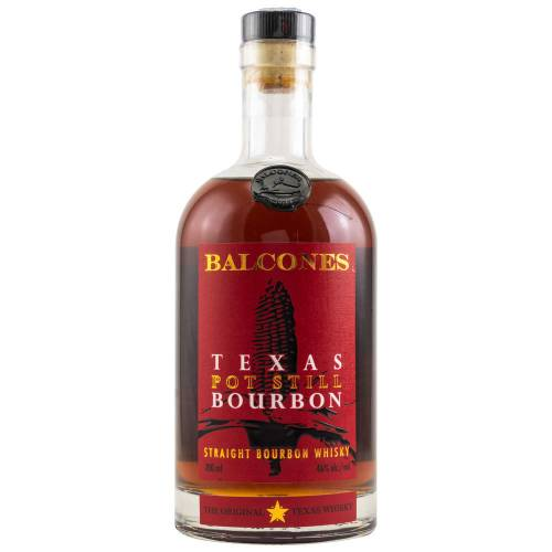 Balcones Pot Still Bourbon Whisky