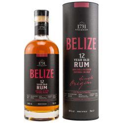 1731 Rum Belize 12 Jahre 46% Vol. 0.70l