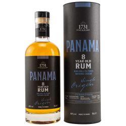 1731 Rum Panama (Varela Hermanos) 8 YO 46% Vol. 0.70l