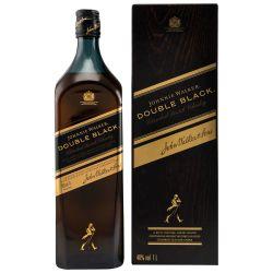 Johnnie Walker Double Black Whisky 40% Vol. 1 Liter
