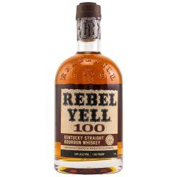 Rebel Yell 100 Proof Bourbon Whiskey 50% Vol. 0.70l