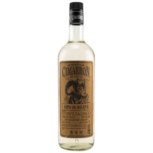 Cimarron Tequila Blanco 40% Vol. 1 Liter