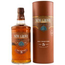 New Grove Rum 5 Jahre 40% Vol. 0.70l