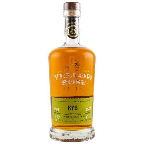 Yellow Rose Rye 45% Vol. 0.70l