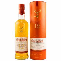 Glenfiddich 12 YO Triple Oak Whisky 40% Vol. 0.70l