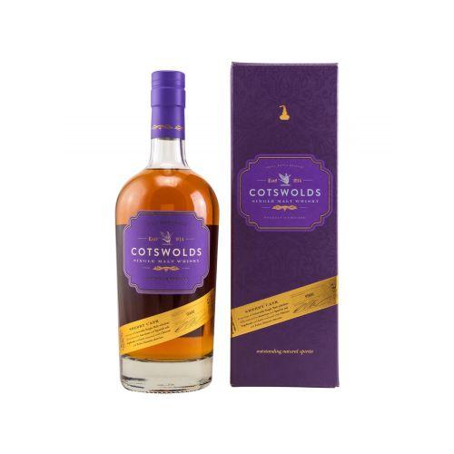 Cotswolds Sherry Cask Single Malt Whisky 57,4% Vol. 0.70l