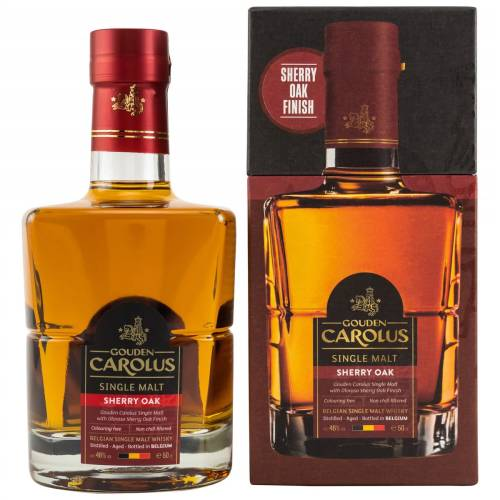 Gouden Carolus Sherry Oak 46% 0.50l
