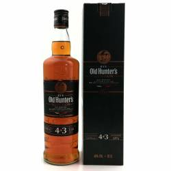 Old Hunters 7 Jahre Rye Whisky