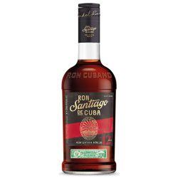 Santiago de Cuba 12 Jahre Extra Anejo Rum (1 x 700ml)