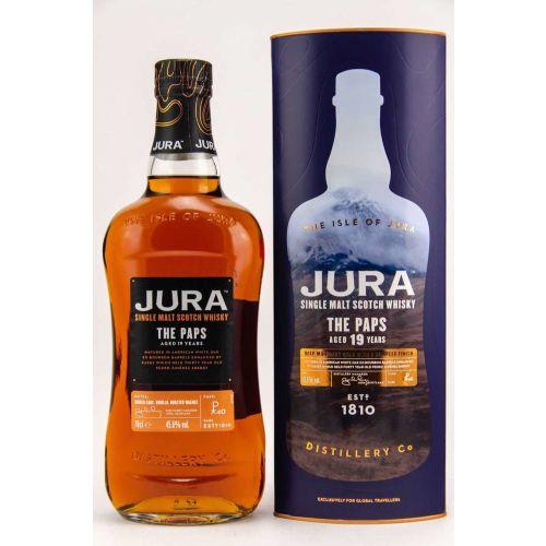 Jura The Paps 19 Jahre Whisky (1  x700ml)
