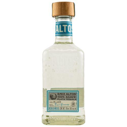Olmeca Tequila Altos Plata 38% 0.70l
