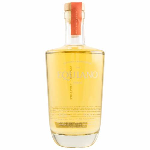 Equiano Light African Caribbean Rum 43% 0.70l