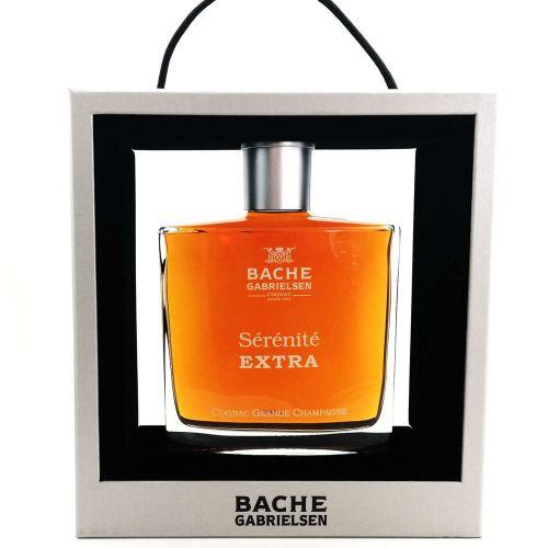 Bache Gabrielsen Serenite Extra Grande Champagne Cognac 40% Vol. 0.70l