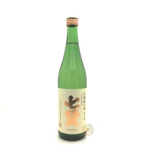 Shichiken Sake Velvet Junmai Ginjo 15% 0,72l