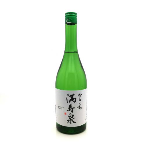 Masuizumi Sake Karakuchi Futushu 15% vol. 0,72l