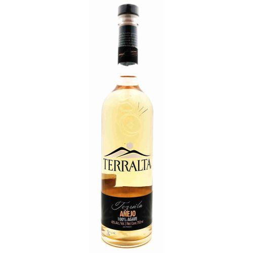 Terralta Tequila Anejo 40% vol. 0.70l