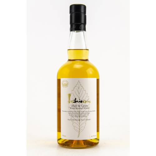 Chichibu Ichiros Malt & Grain Blended Whisky 46,5% vol. 0.70l