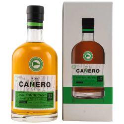 Ron Canero 12 Solera Malt Whisky Finish 43% Vol. 0.70l