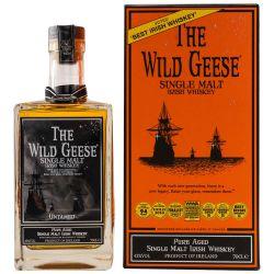 The Wild Geese Untamed Single Malt Whiskey 43% vol. 0.70l