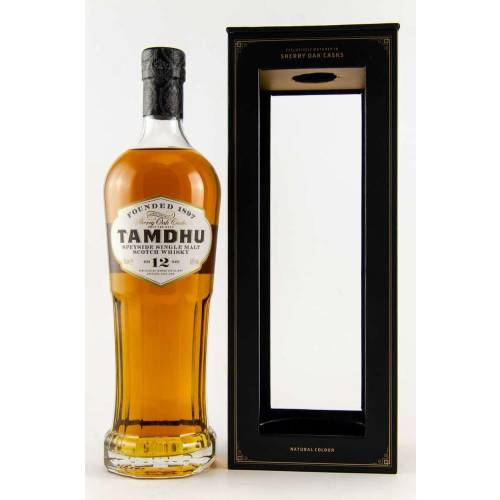 Tamdhu 12 Jahre   Sherry Oak Casks 43% Vol. 0,70L