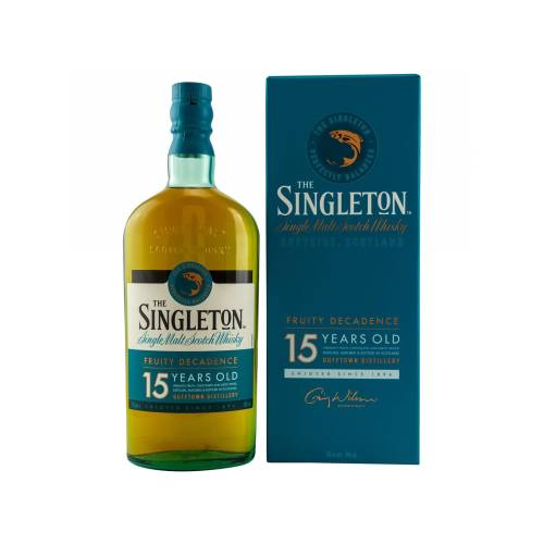 Singleton of Dufftown 15 Jahre 40% vol. 0,70l