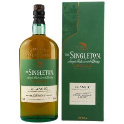 Singleton of Glendullan Classic 40% vol. 1,0l