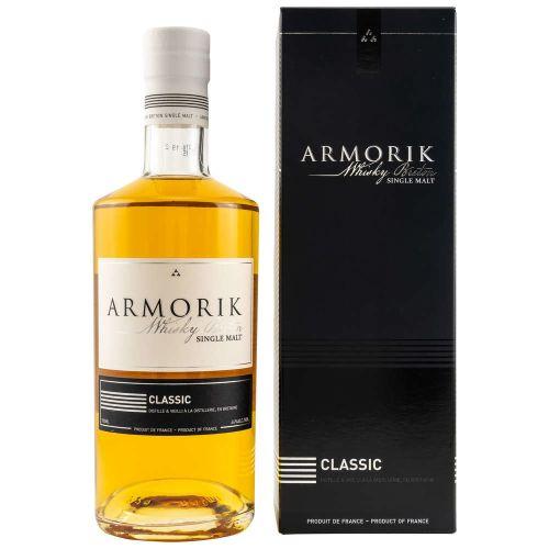 Armorik Classic Single Malt Whisky de Bretagne 46% vol. 0.70l