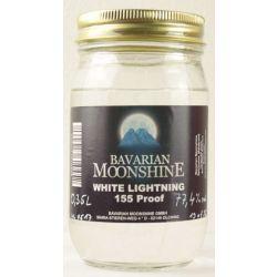 Bavarian Moonshine New Make White Lightning 155 Proof...