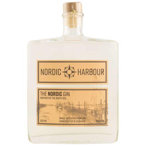 Nordic Harbour Gin 45,6% vol. 0.50l
