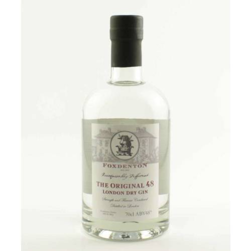 Foxdenton 48 London Dry Gin 48% vol. 0,70l