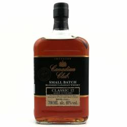 Canadian Club 12 YO Small Batch Canadian Whisky 0,70l 40%