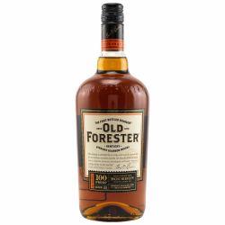 Old Forester Bonded 100 Proof Bourbon Whiskey 1 Liter 50%
