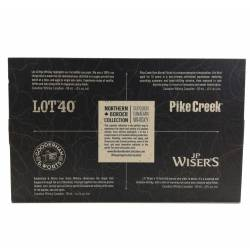 Northern Border Canadian Whisky Collection 4 x 50ml