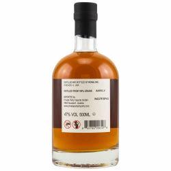 Koval Single Barrel Bourbon Whiskey 0,50l 47%