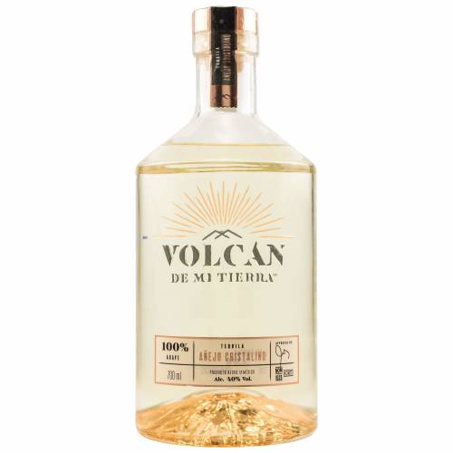 Volcan Tequila Cristalino 0,70l 40%