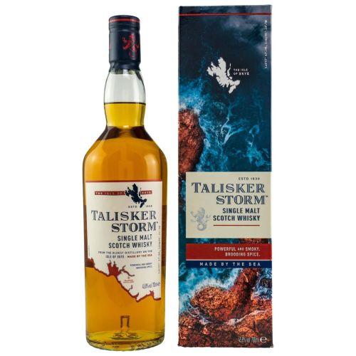 Talisker Storm Whisky 0,70l 45,8% vol.