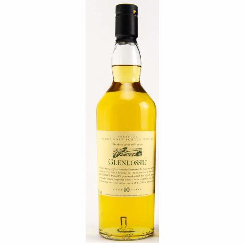 Glenlossie 10 YO Flora & Fauna Whisky 0,70l 43%