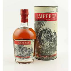 Emperor Mauritian Blended Rum Sherry Finish 0,70l 40%