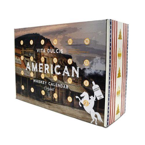 Whisky Adventskalender USA Edition 2021 (24 x 20ml)