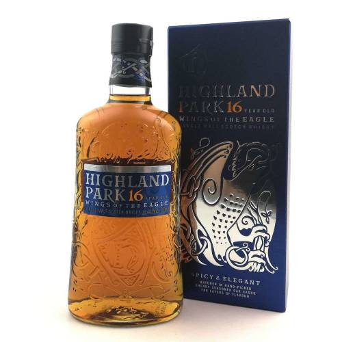 Highland Park 16 Jahre Wings of the Eagle 44,5% Vol. 0,7L