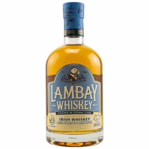 Lambay Small Batch Blend Irish Whiskey 700ml 40%