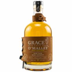 Grace O' Malley Irish Whiskey Rum Cask 0,70l 42%