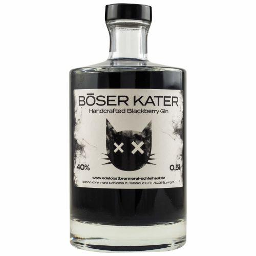 Böser Kater Blackberry Gin 40% 0,50l