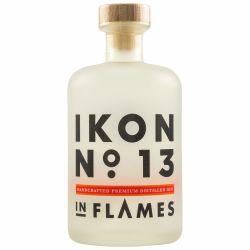 Ikon No.13 In Flames Distilled Premium Gin 43% 0,50l