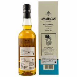 Amahagan Edition No. 3 Mizunara Wood Finish 47% 0,70l