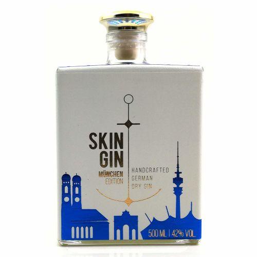 Skin Gin München Edition 42% 0,50l