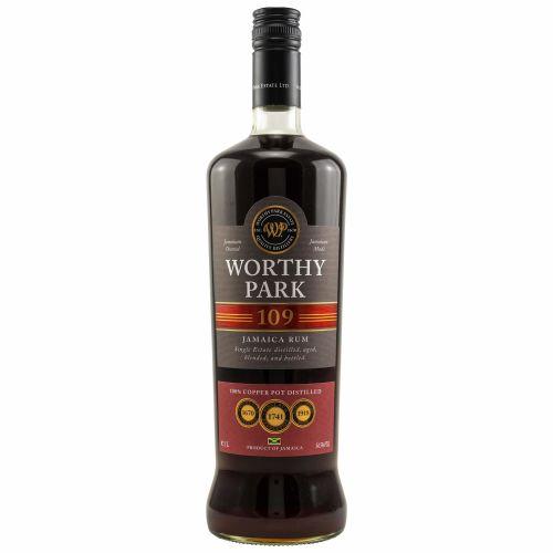 Worthy Park 109 Jamaica Rum (1 x 1 Liter)