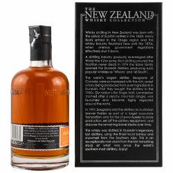 New Zealand Dunedin 18 Jahre Doublewood 0,50l 40%